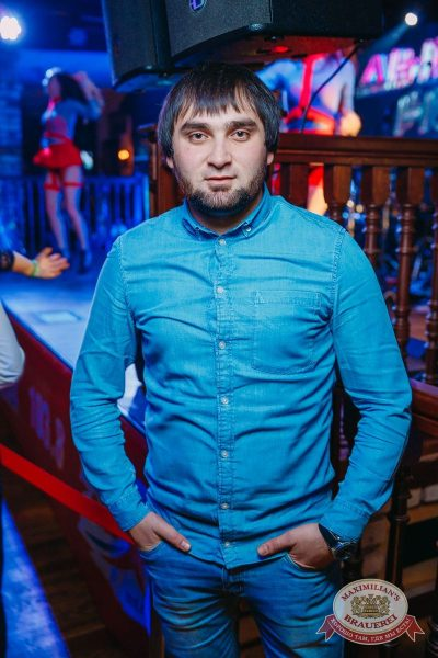 День именинника, 24 ноября 2017 - Ресторан «Максимилианс» Красноярск - 52