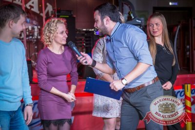 Вечеринка EUROMIX. Специальный гость: Burito, 17 марта 2016 - Ресторан «Максимилианс» Красноярск - 07