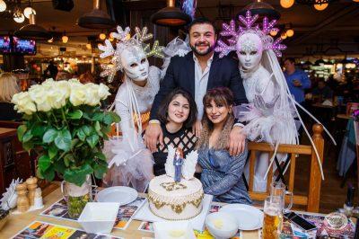 День именинника, 30 ноября 2018 - Ресторан «Максимилианс» Красноярск - 36