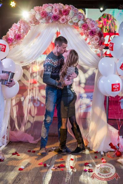 День святого Валентина, 14 февраля 2018 - Ресторан «Максимилианс» Красноярск - 29