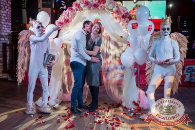 День святого Валентина, 14 февраля 2018 - Ресторан «Максимилианс» Красноярск - 33