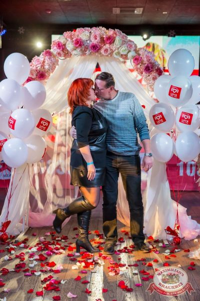 День святого Валентина, 14 февраля 2018 - Ресторан «Максимилианс» Красноярск - 36