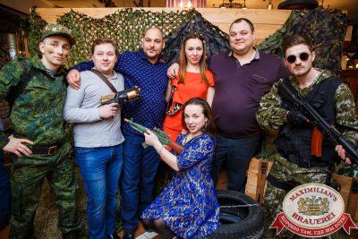 День защитника Отечества, 23 февраля 2018 - Ресторан «Максимилианс» Красноярск - 00008