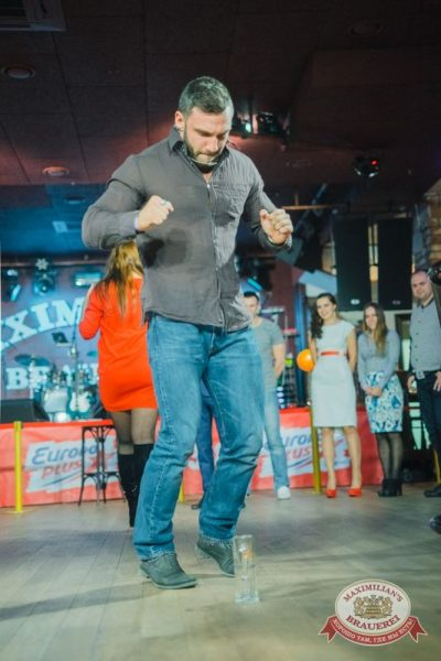 «Дыхание ночи»: Dj Vini (Москва) на дне именинника, 17 октября 2015 - Ресторан «Максимилианс» Красноярск - 10