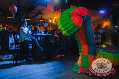 «Дыхание ночи»: Dj Vini (Москва) на дне именинника, 17 октября 2015 - Ресторан «Максимилианс» Красноярск - 12