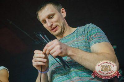 «Дыхание ночи»: Dj Vini (Москва) на дне именинника, 17 октября 2015 - Ресторан «Максимилианс» Красноярск - 16
