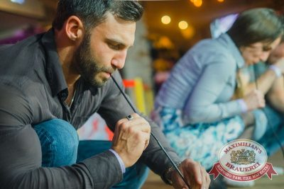 «Дыхание ночи»: Dj Vini (Москва) на дне именинника, 17 октября 2015 - Ресторан «Максимилианс» Красноярск - 17