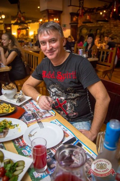 «Дыхание ночи»: ASTERO project (Санкт-Петербург), 5 декабря 2015 - Ресторан «Максимилианс» Красноярск - 30