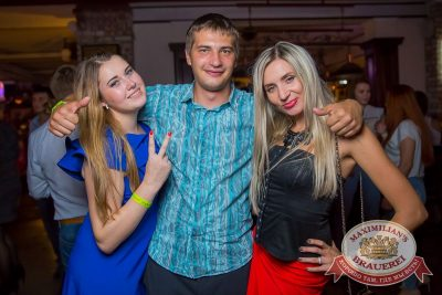 «Дыхание ночи»: Dj Jumper и Dj Ravilla, 20 августа 2016 - Ресторан «Максимилианс» Красноярск - 18