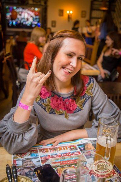 «Дыхание ночи»: Natasha Baccardi на Дне именинника, 14 ноября 2015 - Ресторан «Максимилианс» Красноярск - 36