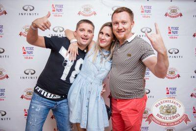 «Дыхание Ночи»: Пенная вечеринка, 5 августа 2016 - Ресторан «Максимилианс» Красноярск - 06