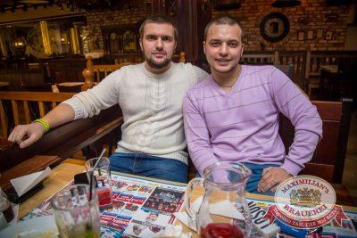 «Дыхание ночи» в «Максимилианс» Красноярск, 16 января 2016 - Ресторан «Максимилианс» Красноярск - 22