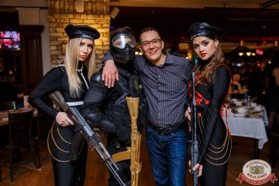 День защитника Отечества, 22 февраля 2020 - Ресторан «Максимилианс» Красноярск - 0028