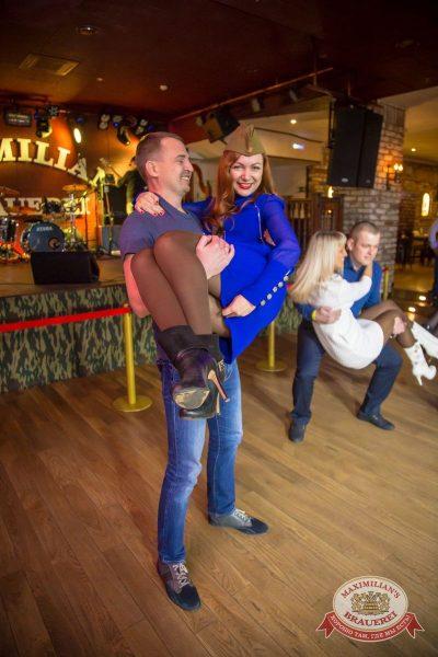 День защитника Отечества, 22 февраля 2016 - Ресторан «Максимилианс» Красноярск - 01