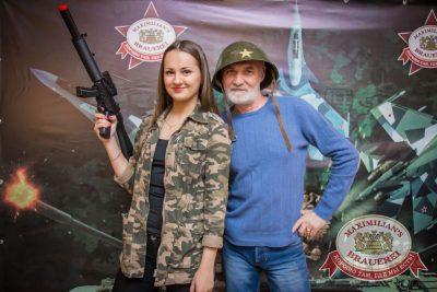 День защитника Отечества, 22 февраля 2016 - Ресторан «Максимилианс» Красноярск - 06
