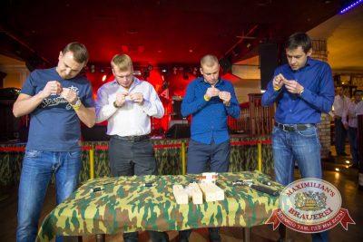 День защитника Отечества, 22 февраля 2016 - Ресторан «Максимилианс» Красноярск - 09