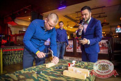 День защитника Отечества, 22 февраля 2016 - Ресторан «Максимилианс» Красноярск - 10
