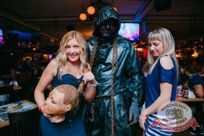 Halloween: первый день шабаша. Вечеринка по мотивам фильма «Гоголь», 27 октября 2017 - Ресторан «Максимилианс» Красноярск - 47