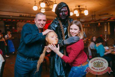 Halloween: первый день шабаша. Вечеринка по мотивам фильма «Гоголь», 27 октября 2017 - Ресторан «Максимилианс» Красноярск - 49