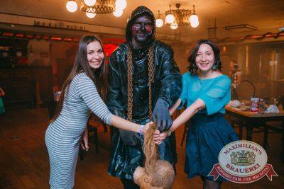 Halloween: первый день шабаша. Вечеринка по мотивам фильма «Гоголь», 27 октября 2017 - Ресторан «Максимилианс» Красноярск - 50