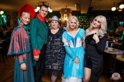 «Хэллоуин»: «Пиковая дама», 1 ноября 2019 - Ресторан «Максимилианс» Красноярск - 42