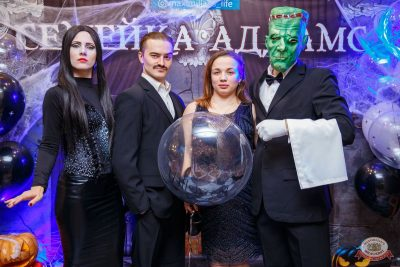 «Хэллоуин»: «Семейка Аддамс», 2 ноября 2019 - Ресторан «Максимилианс» Красноярск - 3