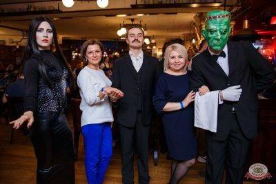 «Хэллоуин»: «Семейка Аддамс», 2 ноября 2019 - Ресторан «Максимилианс» Красноярск - 31
