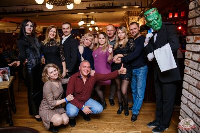 «Хэллоуин»: «Семейка Аддамс», 2 ноября 2019 - Ресторан «Максимилианс» Красноярск - 32