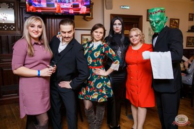 «Хэллоуин»: «Семейка Аддамс», 2 ноября 2019 - Ресторан «Максимилианс» Красноярск - 34