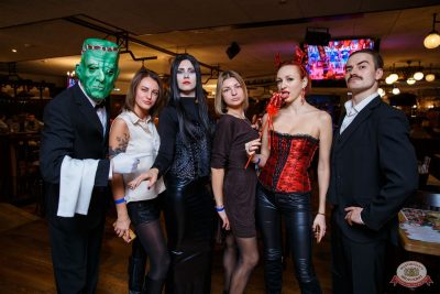 «Хэллоуин»: «Семейка Аддамс», 2 ноября 2019 - Ресторан «Максимилианс» Красноярск - 38