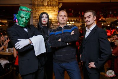 «Хэллоуин»: «Семейка Аддамс», 2 ноября 2019 - Ресторан «Максимилианс» Красноярск - 39