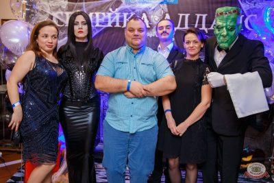 «Хэллоуин»: «Семейка Аддамс», 2 ноября 2019 - Ресторан «Максимилианс» Красноярск - 4