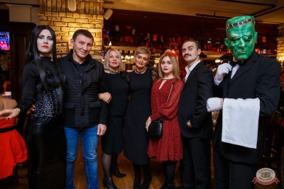 «Хэллоуин»: «Семейка Аддамс», 2 ноября 2019 - Ресторан «Максимилианс» Красноярск - 41