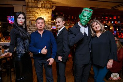 «Хэллоуин»: «Семейка Аддамс», 2 ноября 2019 - Ресторан «Максимилианс» Красноярск - 43