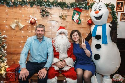 Письмо Деду Морозу: репетиция Нового года, 7 декабря 2019 - Ресторан «Максимилианс» Красноярск - 9