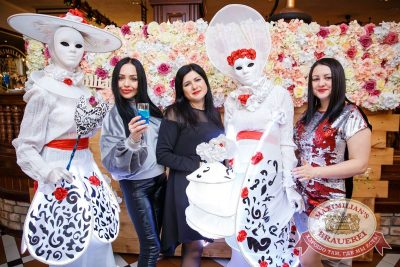 Международный женский день, 8 марта 2018 - Ресторан «Максимилианс» Красноярск - 8