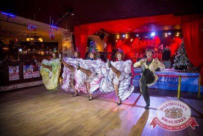 Новогодний Moulin Rouge, 1 января 2016 - Ресторан «Максимилианс» Красноярск - 01