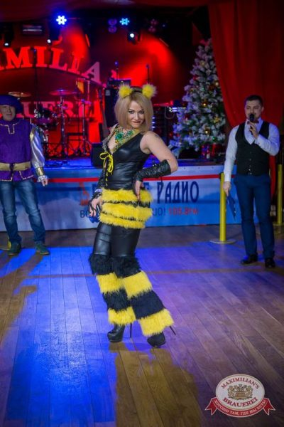 Новогодний Moulin Rouge, 1 января 2016 - Ресторан «Максимилианс» Красноярск - 11