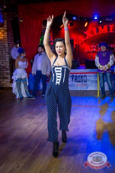 Новогодний Moulin Rouge, 1 января 2016 - Ресторан «Максимилианс» Красноярск - 12