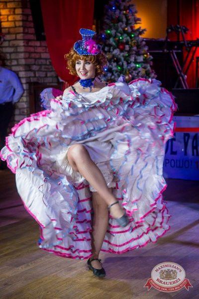 Новогодний Moulin Rouge, 1 января 2016 - Ресторан «Максимилианс» Красноярск - 14