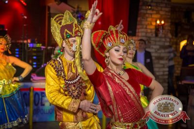 Новогодний Moulin Rouge, 1 января 2016 - Ресторан «Максимилианс» Красноярск - 19