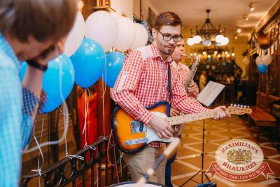 «Октоберфест-2017»: открытие. Выбор пивной столицы, 15 сентября 2017 - Ресторан «Максимилианс» Красноярск - 2