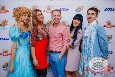 «Октоберфест-2017»: выбор Короля и Королевы (второй тур), 23 сентября 2017 - Ресторан «Максимилианс» Красноярск - 3