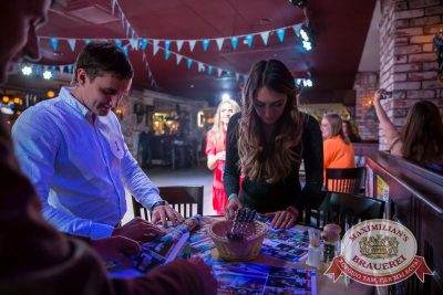 «Октоберфест-2017»: выбор Короля и Королевы. Закрытие фестиваля, 30 сентября 2017 - Ресторан «Максимилианс» Красноярск - 10