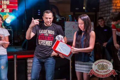 «Октоберфест-2017»: выбор пивной столицы и День именинника, 22 сентября 2017 - Ресторан «Максимилианс» Красноярск - 20