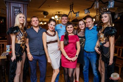 «Октоберфест-2019»: выбор Короля и Королевы (первый тур), 21 сентября 2019 - Ресторан «Максимилианс» Красноярск - 48