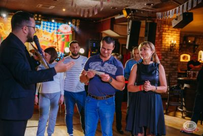 «Октоберфест-2019»: выбор Короля и Королевы (второй тур), 28 сентября 2019 - Ресторан «Максимилианс» Красноярск - 46