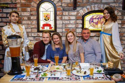 «Октоберфест-2019»: выбор Короля и Королевы. Закрытие фестиваля, 5 октября 2019 - Ресторан «Максимилианс» Красноярск - 56