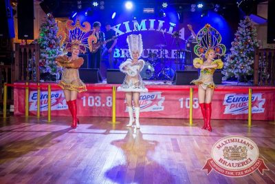 Письмо Деду Морозу: репетиция Нового года с Dj Nejtrino (Москва), 28 ноября 2015 - Ресторан «Максимилианс» Красноярск - 13