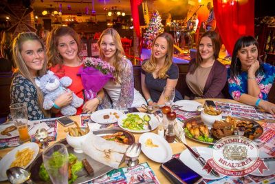 Похмельные вечеринки: вылечим всех! 2 января 2016 - Ресторан «Максимилианс» Красноярск - 26